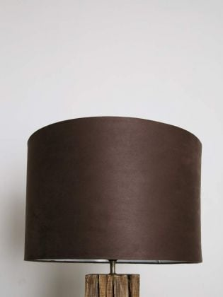 Brown Dusk Lamp Shade