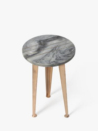 Grey Ocean Plant Stand