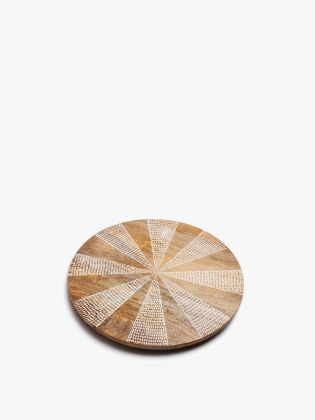 Tribal Tradition Lazy Susan Turntable