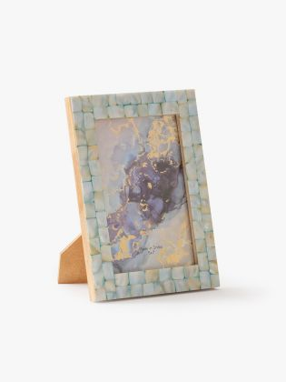 Blue Bella Photo Frame