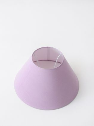 Lilac Empire Table Lamp