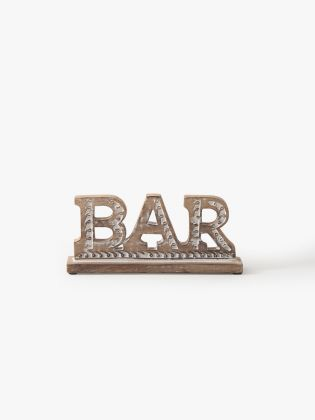 Party Ready BAR Sign Board