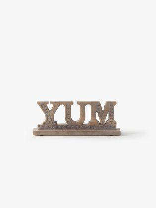The Yum 'YUM' Corner Sign Board