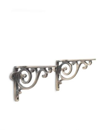 Antique Wall Brackets-Set of 2