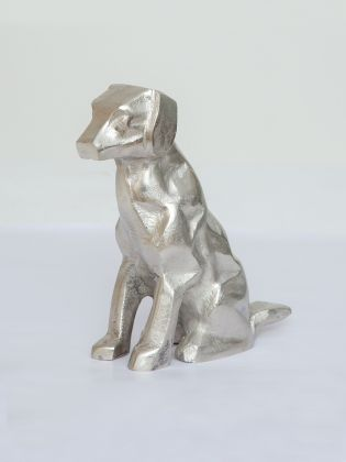 Docile Dog Metal Accent