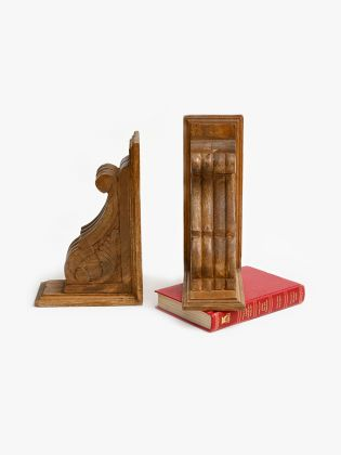 Corbel Greatwood Bookends