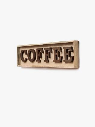Framed COFFEE Wall Art