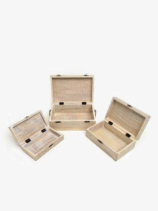 Jaipur Imperial Wooden Box Set