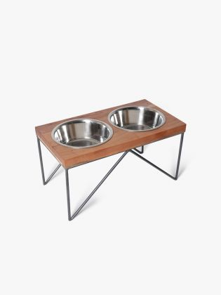 Double Dig Pet Feeder – Large
