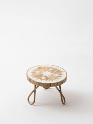 A Vintage Affair Cake Stand - Golden