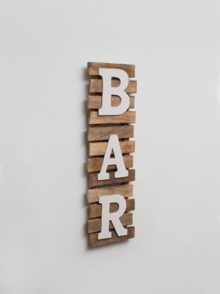 Wine Locator BAR Wall Art