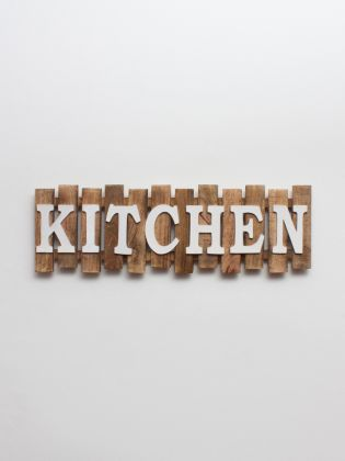 Where is the 'KITCHEN' Wall Art