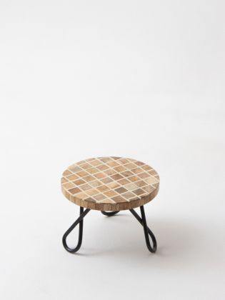 British Biscuit Cake Stand - Black