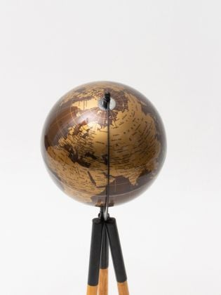 Greek Telescopic Tripod Globe