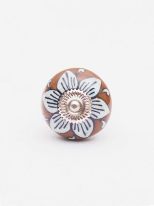 Helia Ceramic Knobs-SET OF 6