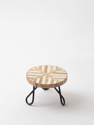 Meridian Cake Stand - Black