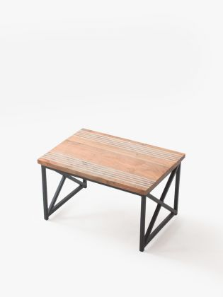Mini Solid Wood Laptop Table