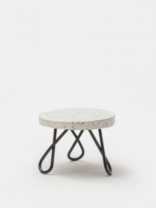 Monochrome Mix Cake Stand - Black