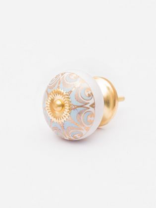 Nylisa Ceramic Knobs - Set of 6