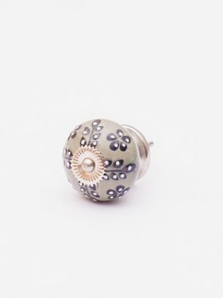 Twilight Ceramic Knobs - Set of 6