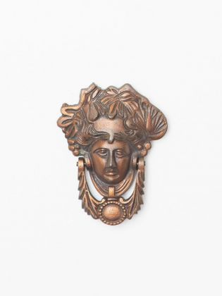Zeus Metal Door Knocker
