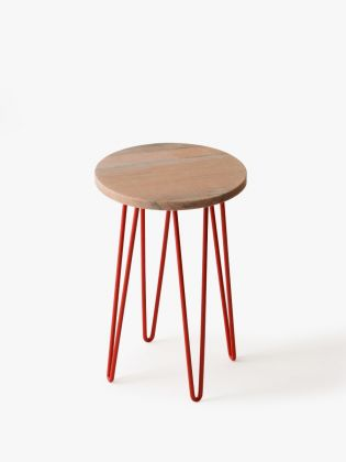 Venus Plant Stand - Red